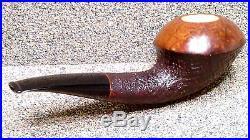 SERGEY AILAROV Unsmoked RingGrain/BirdEyes Smoking Estate Pipe / Pfeife