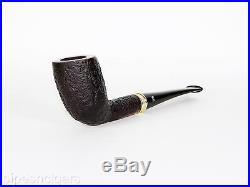 STANWELL Hans Christian Anderson I MI Sandblast Briar Tobacco Pipe 2 Stem Cutty