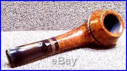 STEVE MORRISETTE Unsmoked Freehand Smoking Estate Pipe, Pfeife