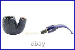 Savinelli Alligator 614 Blue Tobacco Pipe
