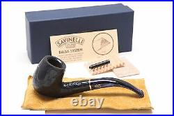 Savinelli Alligator Blue 606B Tobacco Pipe