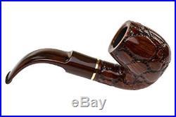 Savinelli Alligator Brown Briar Pipe 614 Tobacco Pipe