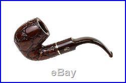Savinelli Alligator Brown Briar Pipe 614 Tobacco Pipe NEW FREE SHIPPING