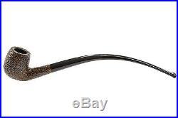Savinelli Churchwarden Brownblast 601 Tobacco Pipe