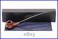Savinelli Churchwarden Smooth 313 Tobacco Pipe