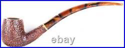 Savinelli Clark's Favorite Rustic Smoking Pipe