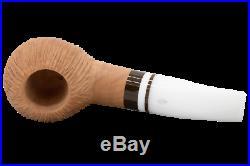 Savinelli Cocco Natural 320 Tobacco Pipe Rustic