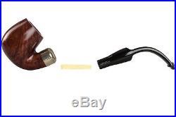 Savinelli Dry System 614 Smooth Tobacco Pipe