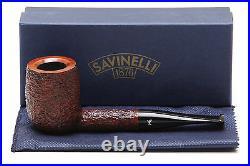 Savinelli Hercules Brownblast EX 111 Tobacco Pipe