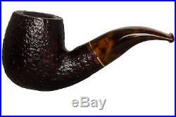 Savinelli La Corta 616 C Rustic Tobacco Pipe Bent Billiard