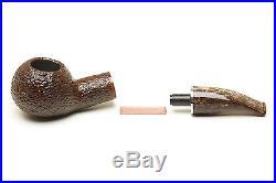 Savinelli Marron Glace 320 KS Rustic Brown Tobacco Pipe