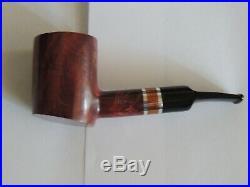 Savinelli/ Marte Poker/ Smooth/ Smoking Pipe/ New