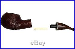 Savinelli Mega 320 Brownblast Tobacco Pipe Author