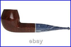 Savinelli Oceano 510 KS Smooth Tobacco Pipe Bulldog