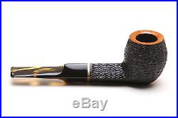 Savinelli Oscar Tiger Rustic Briar Pipe 504 Tobacco Pipe