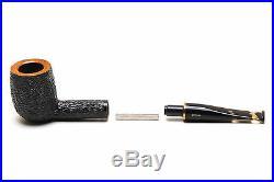 Savinelli Oscar Tiger Rustic Briar Pipe KS 111 Tobacco Pipe