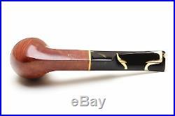 Savinelli Oscar Tiger Smooth Briar Pipe 504 Tobacco Pipe
