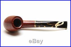 Savinelli Oscar Tiger Smooth Briar Pipe 601 Tobacco Pipe