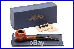 Savinelli Oscar Tiger Smooth Briar Pipe KS 315 Tobacco Pipe