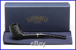 Savinelli Petite Rustic 402 Tobacco Pipe