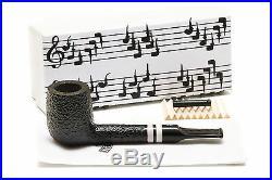 Savinelli Pianoforte 703 KS Rustic Tobacco Pipe