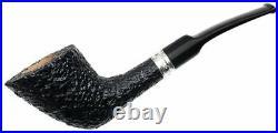 Savinelli Pipe Trevi Rusticated 904 KS Briar Tobacco Pipe