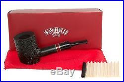 Savinelli St Nicholas 2016 Rustic 311 Tobacco Pipe