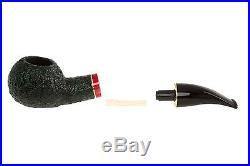 Savinelli St Nicholas 2016 Rustic 320 Tobacco Pipe