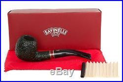 Savinelli St Nicholas 2016 Rustic 626 Tobacco Pipe