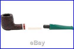 Savinelli St Nicholas 2018 106 KS Rustic Tobacco Pipe
