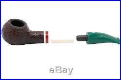 Savinelli St Nicholas 2018 321 KS Rustic Tobacco Pipe