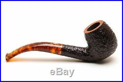 Savinelli Tortuga Rustic Briar 602 Tobacco Pipe