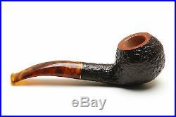 Savinelli Tortuga Rustic Briar 673 KS Tobacco Pipe