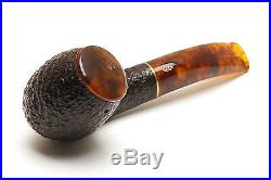 Savinelli Tortuga Rustic Briar 677 KS Tobacco Pipe