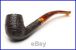 Savinelli Tortuga Rustic KS Briar 606 Tobacco Pipe