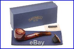 Savinelli Tortuga Smooth 305 Tobacco Pipe