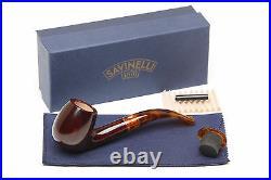 Savinelli Tortuga Smooth 602 Tobacco Pipe