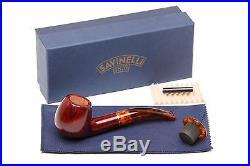 Savinelli Tortuga Smooth Briar 626 Tobacco Pipe
