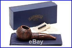 Savinelli Tundra Brownblast EX 320 Tobacco Pipe