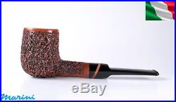 Smoking Pipe pipes Mario Pascucci cod 9 briar rustic handmade in Italy freehand