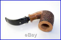 Smoking Pipe pipes Ser Jacopo Per Aspera ad Astra Delecta R1-01 made in Italy