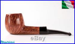Smoking pipe pipes Luigi Viprati briar Un Quadrifoglio cod. 27 hand made in Italy