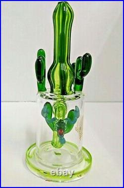 TATTOO Hookah Water Pipe Smoking Bong Glass 12'' Bubbler Waterpipe tobacco pipe