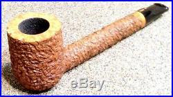 TONINO JACONO Grade Knight, Unsmoked Lumberman Smoking Estate Pipe/Pfeife