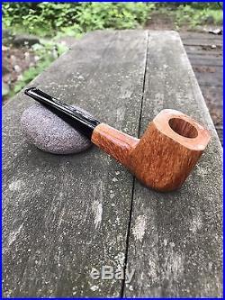 Unsmoked Castello Fiammata K Billiard Smoking Pipe