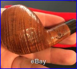 Unsmoked Chris Morgan Design Arbutus 101 Tobacco Pipe