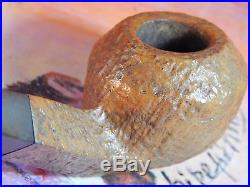 Unsmoked Old English Sasieni 4-dots Post-transition Era tobacco pipe/box+sleeve