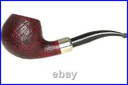 Vauen Churchwarden 4602 Tobacco Pipe Sandblast