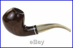 Vauen Cornet 1315 Tobacco Pipe Walnut Smooth