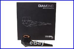 Vauen Diamond 3D Printer Made Tobacco Pipe